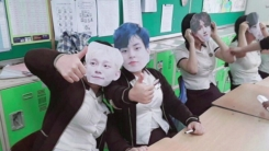 [좋은뉴스] 친구 위해 '1일 엑소'로 변신한 고등학생들