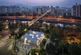 ● 멋진 세상 속 건축디자인_ 올해의 서울시 건축상 대상에 '한내 지혜의 숲' 선정
