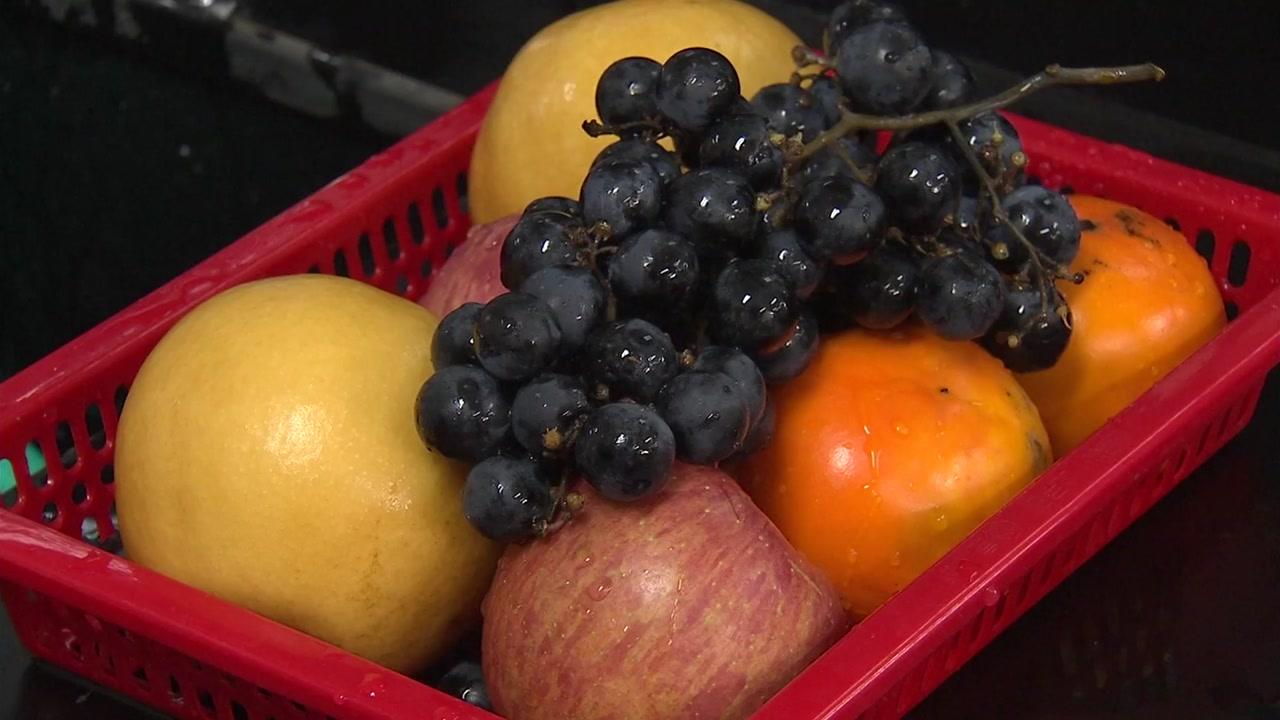 먹거리 살충제 공포...씻기와 지방질 적게 섭취하는 게 요령