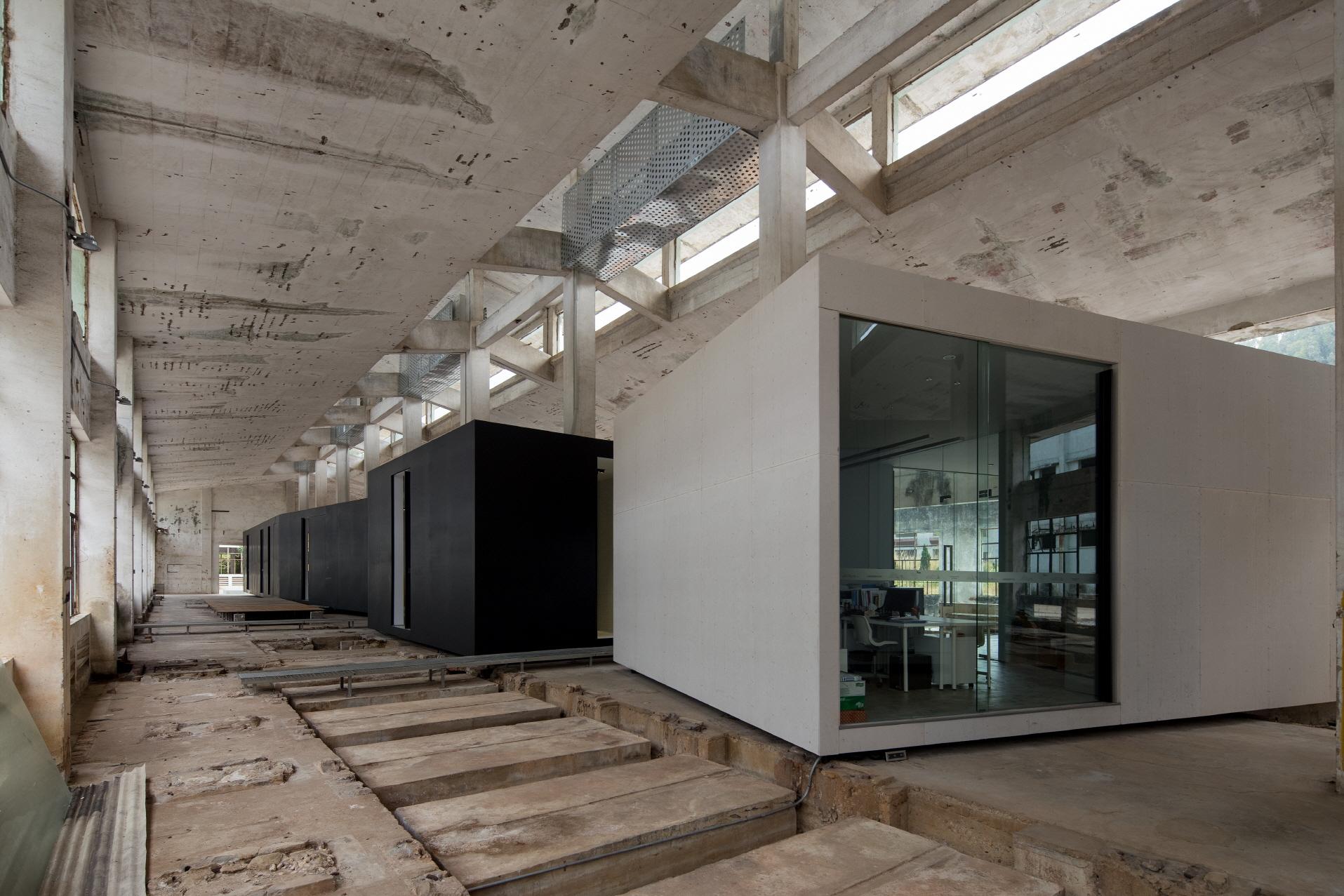 〔안정원의 디자인 칼럼〕 낡은 산업시설에서 호텔과 문화공간으로 변모한 재생 프로젝트 3