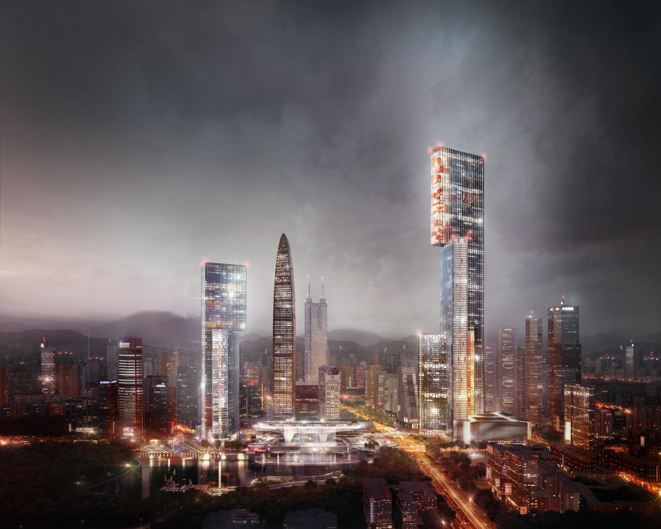 〔안정원의 디자인 칼럼〕 도심형 복합단지 개발의 새로운 흐름을 제시한 더 넥서스 프로젝트