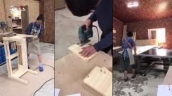 [좋은뉴스] 가구 만들어 어려운 이웃에 전하는 청년들