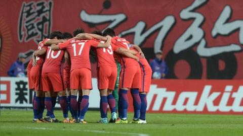 월드컵 최종예선 이란전 0:0 무승부