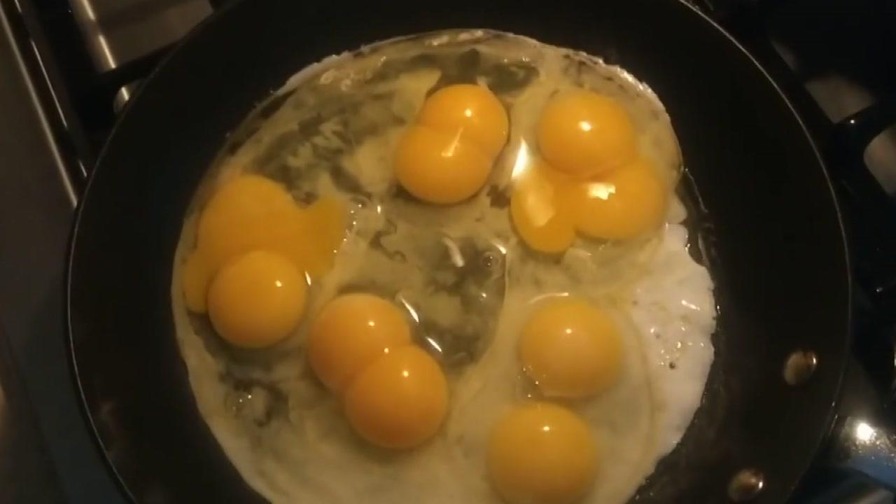 """""""달걀 12개가 모두..."""" 이거 실화"""