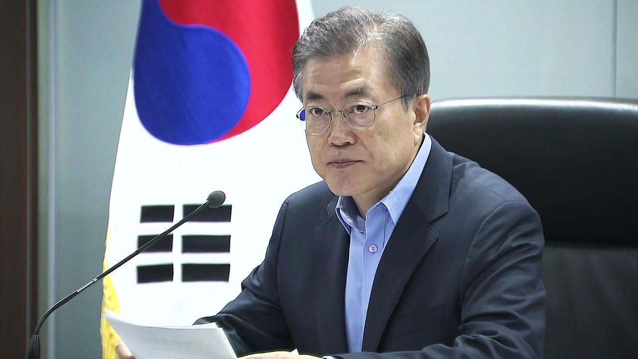 """[취재N팩트] 문재인 대통령 '운전대론' 최대 위기...""""대화 어려워졌다"""""""