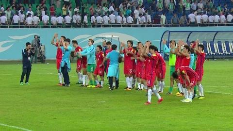 '이란이 도왔다' 천신만고 끝에 월드컵 본선행
