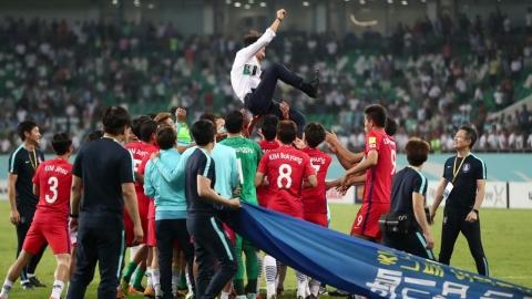 '어부지리' 월드컵 본선행...과제는 산적