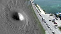 [취재N팩트] '핵 허리케인' 어마, 상륙 임박...플로리다 피난 시작