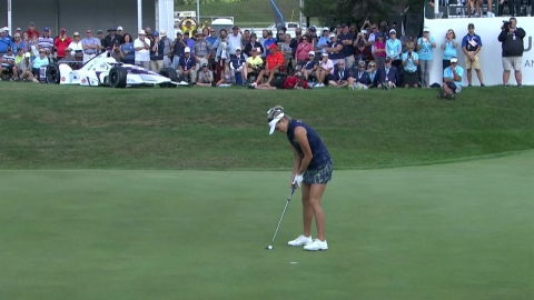 톰프슨, LPGA 투어 IWIT 챔피언십 우승