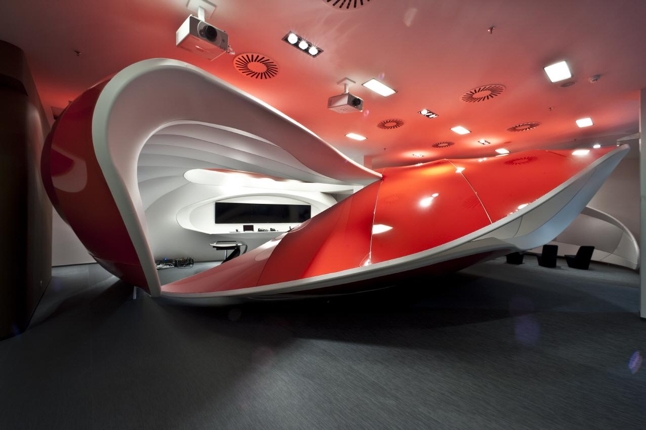 〔안정원의 디자인 칼럼〕 가상과 현실의 만남을 유기적으로 표현한 조개 모양의 체험센터