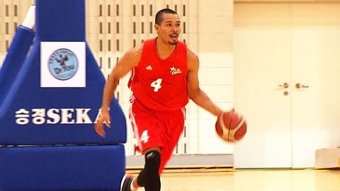 '42세 최고령 농구선수' 문태종의 희망가