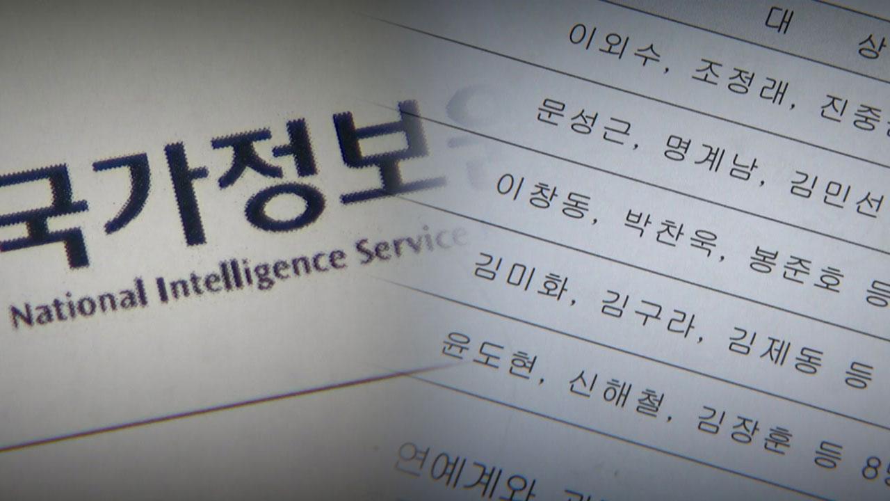 """""""내가 MB 정부 블랙리스트?""""...문화계 충격"""