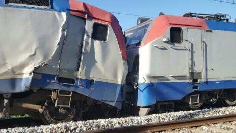 [뉴스통] 시운전 기관차 추돌사고 7명 사상...240번 버스 논란은 과장?