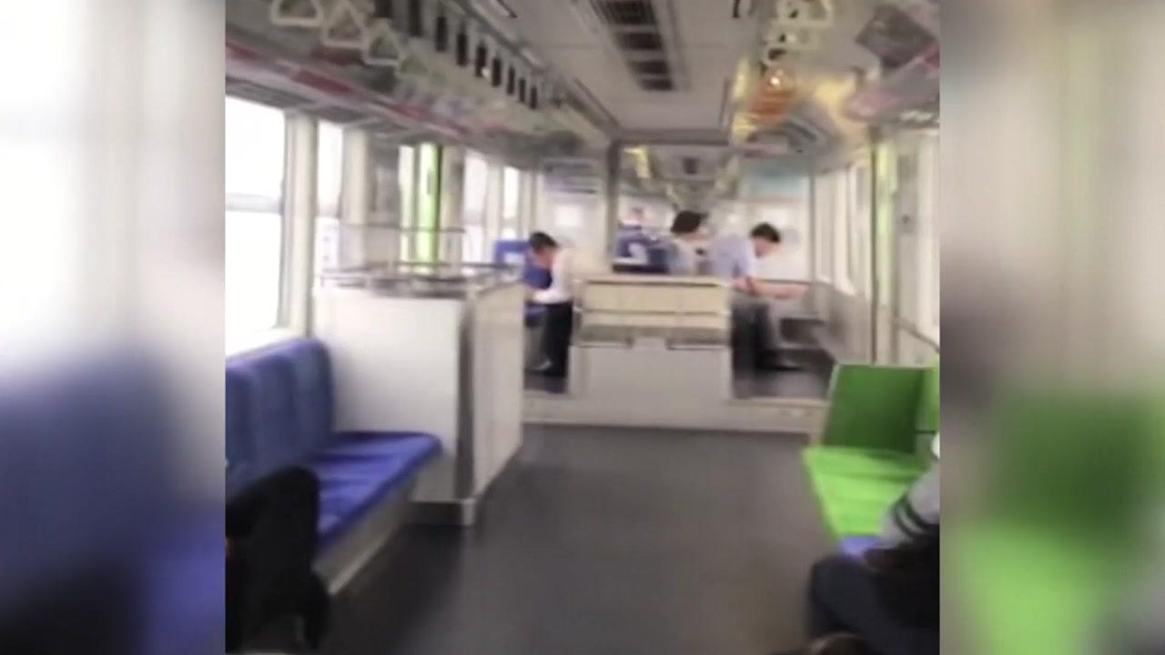 열차 왕국 일본의 민낯...도심에서 또 멈춰선 전동차
