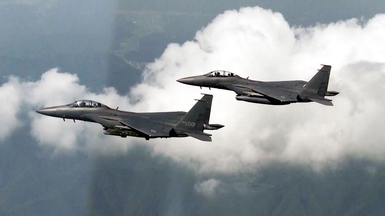 '킬체인 핵심' 공군 타우러스 실사격 성공
