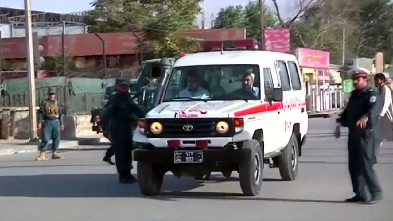 아프간 경기장 겨냥 자살폭탄테러...최소 3명 사망