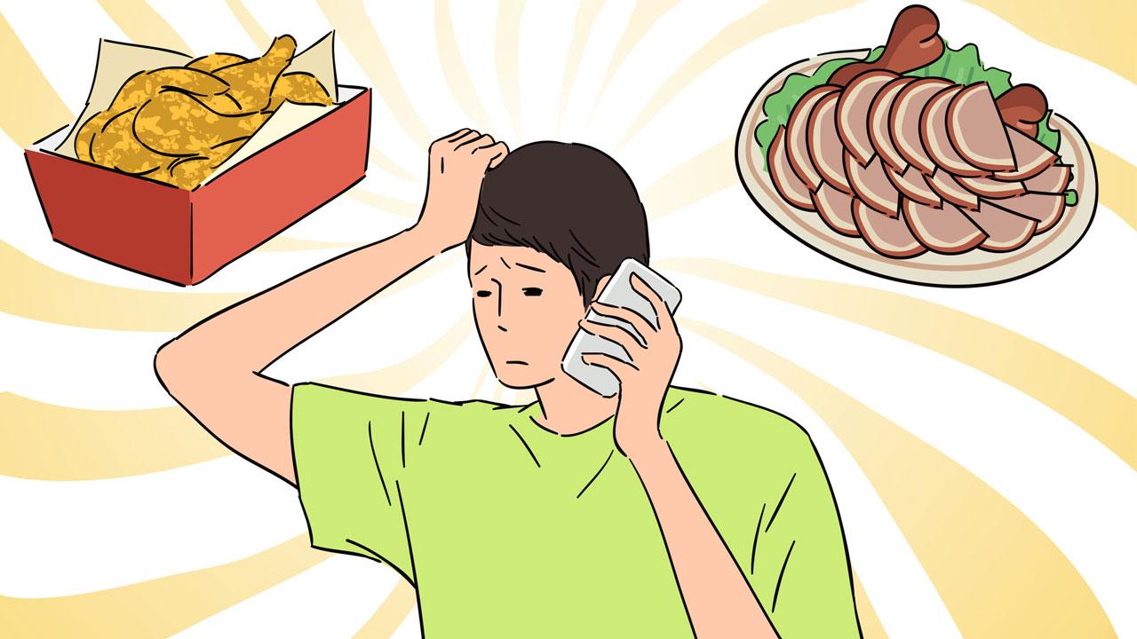 """현대인이 매일 직면하는 희대의 난제 """"오늘 뭐 먹지?"""""""