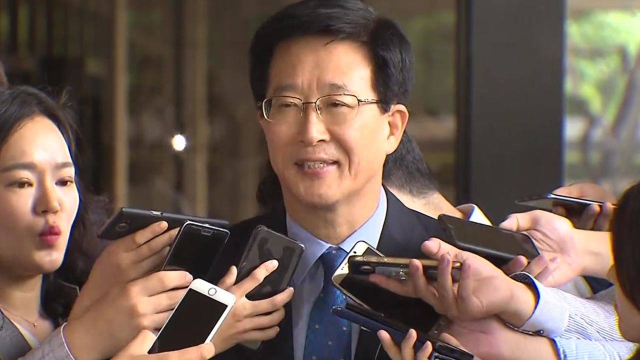 '수십억 국고손실' 민병주 前 국정원 단장 구속영장 청구