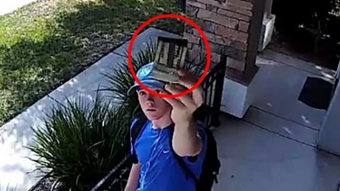 170만 원 든 지갑 주운 소년이 주인집 찾아갔더니…