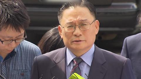 '공관병 갑질' 박찬주 대장 뇌물수수 혐의로 구속