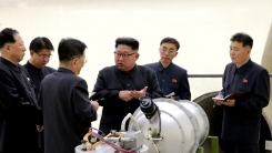 """北 """"역대급 수소탄 실험할 것"""""""