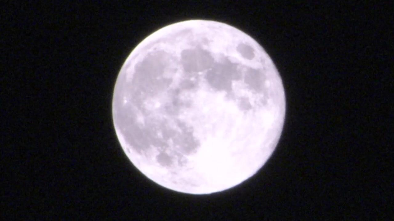 """""""가장 둥근 보름달, 추석 아닌 6일에 뜬다"""""""