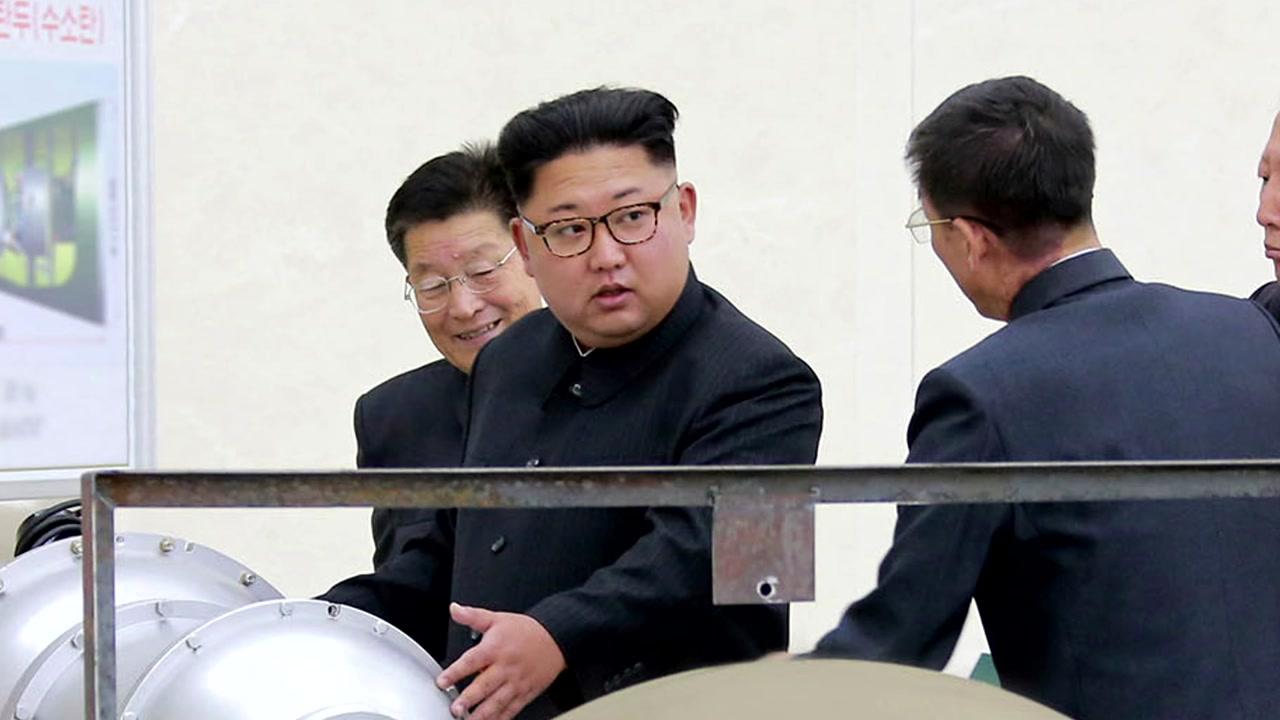 """美합참의장 """"北, 핵ICBM 곧 보유...美본토 타격 추정"""""""