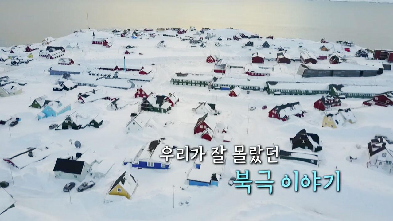 YTN 사이언스 카메라에 담긴 북극 풍경