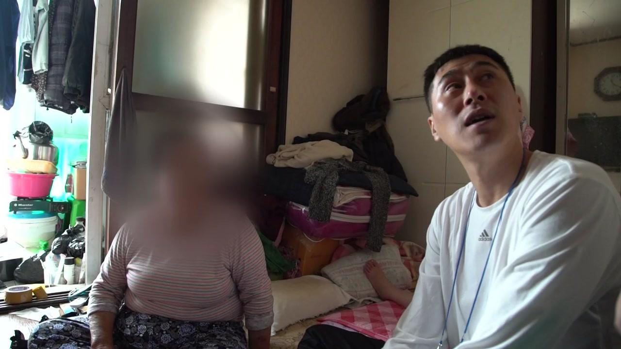 서울 삼성 선수들, 추석 맞아 독거 이웃에 생필품 전달