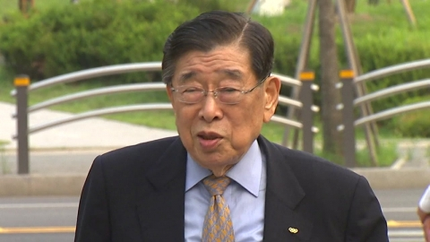 '한국 스포츠 거목' 김운용 전 IOC 부위원장 타계
