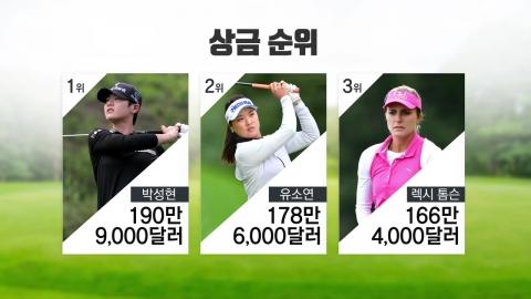 LPGA 아시안 스윙 개막...박성현 4관왕 도전
