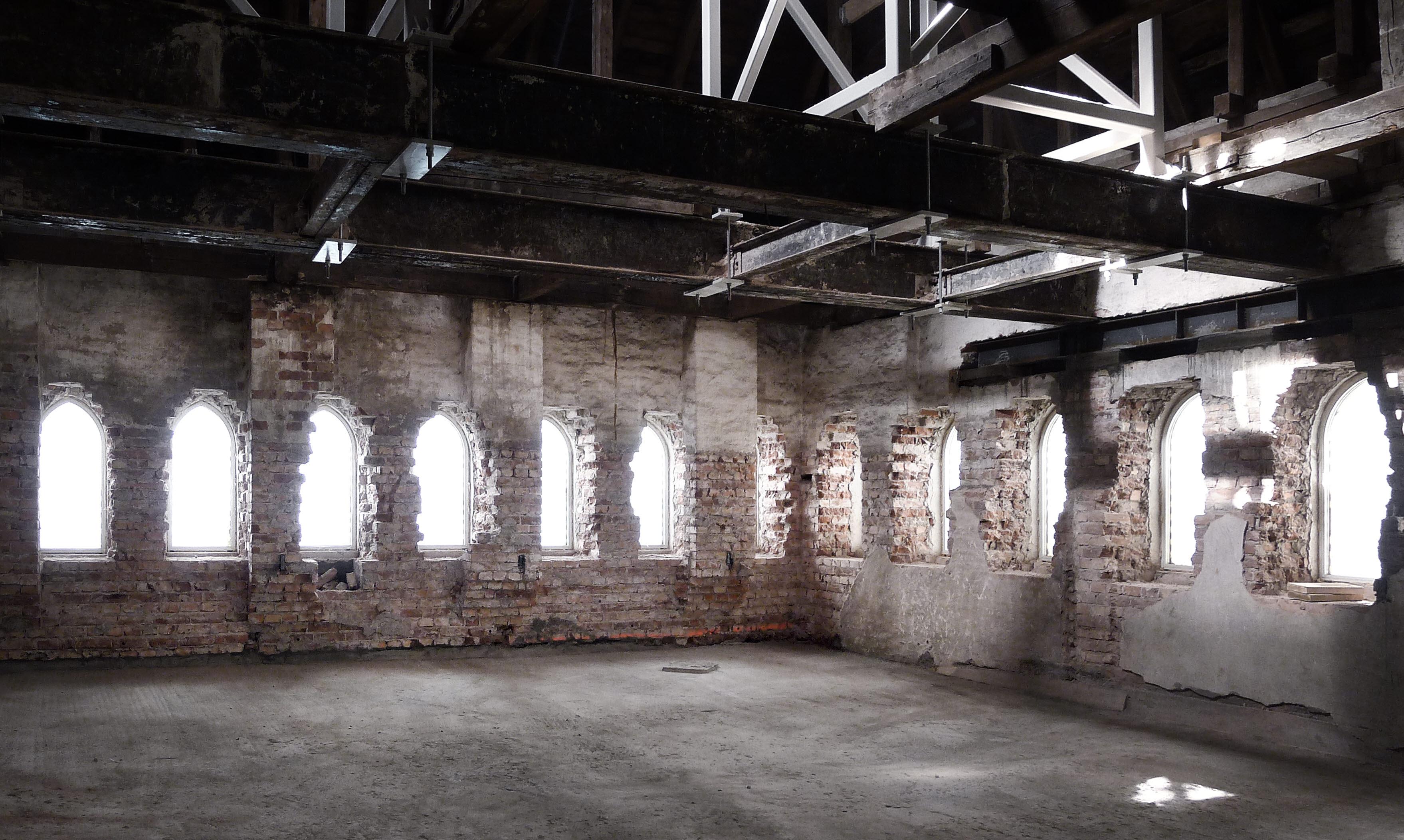 〔안정원의 디자인 칼럼〕과거의 맥주공장에서 화려하게 변신한 리모델링, 옥타파마 양조장 2