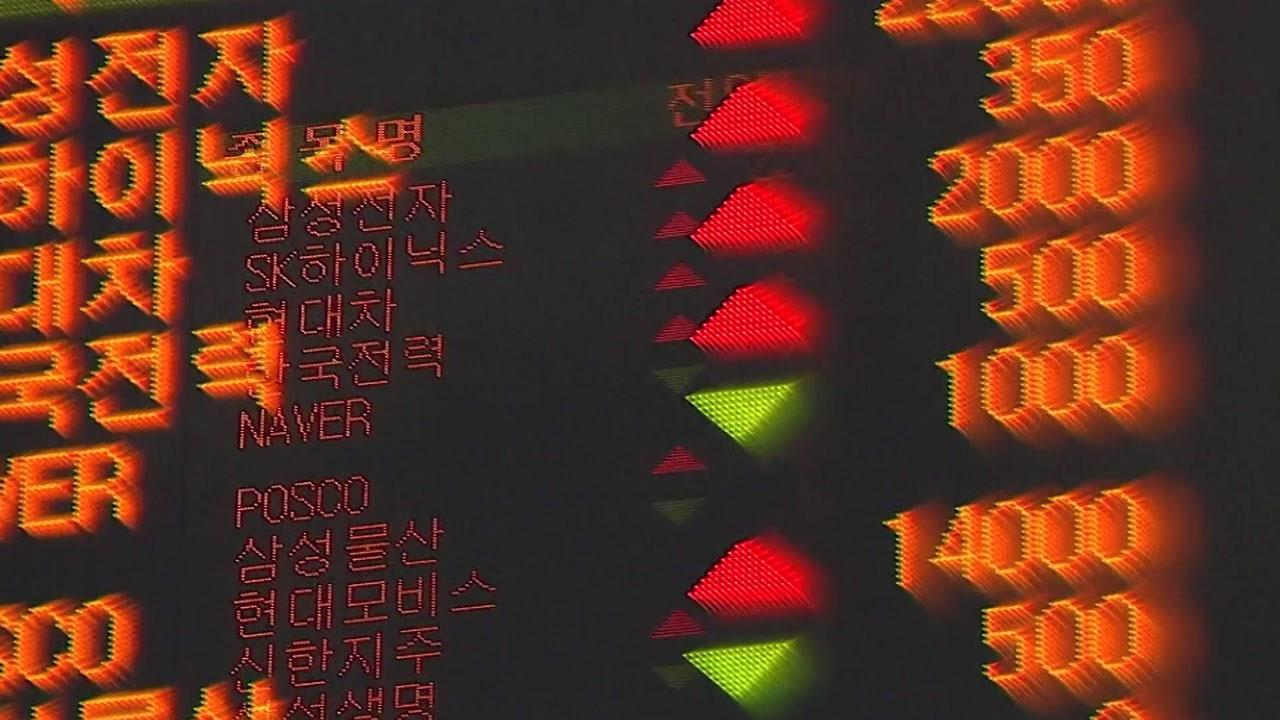 북한발 악재에도 '고공행진' 코스피, 계속 오를까?