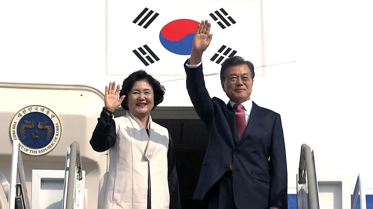 문재인 대통령, 다음 달 서울서 한미정상회담 후 동남아 순방