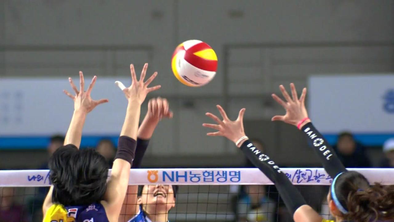 프로배구 내일 개막...'역대급 순위싸움' 예고!