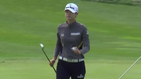박성현·전인지·고진영, 하나은행 챔피언십 2R 공동 2위