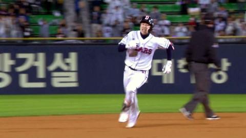 '2경기 10홈런 42득점'…불붙은 PO 타격전