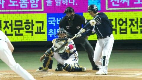 실책과 만루홈런이 가른 승부…두산, 한국시리즈까지 '-1승'