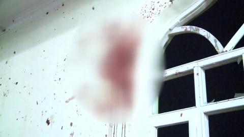 아프간 카불 외교단지에 로켓탄 2발 떨어져