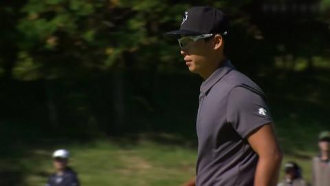 김민휘, PGA 투어 생애 첫 우승 기회