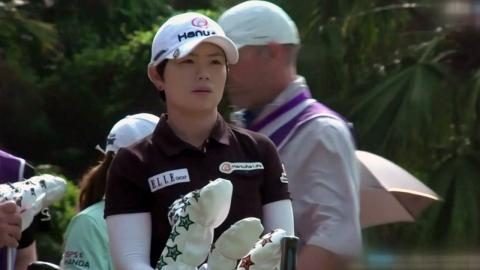 지은희, 8년 만에 LPGA 우승...한국 선수 시즌 최다승 타이
