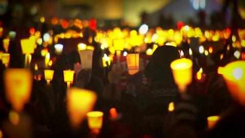 촛불이 바꾼 세상…시민의 힘