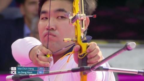 양궁 임동현, 세계선수권 금메달 '명중'...2관왕 쾌거