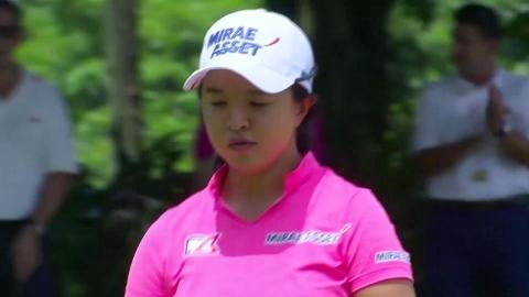 김세영, LPGA 투어 사임다비 3R에서 4타 차 3위