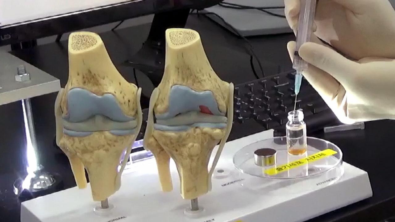 몸속으로 들어온 마이크로로봇...질병 치료 시동