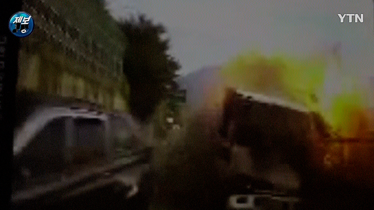 [영상] 창원터널 유조차 폭발···3명 사망 1명 중상