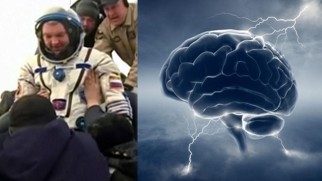 """""""우주인의 뇌에 무슨 일이?"""""""