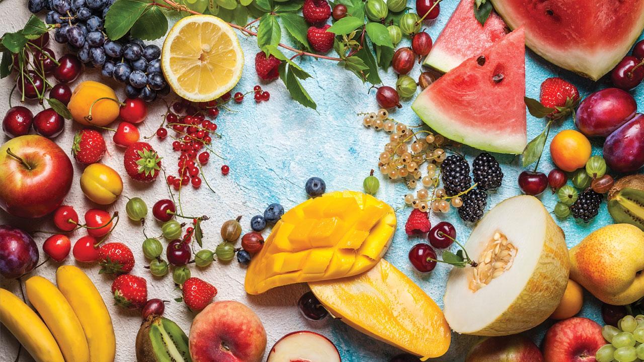 '과일 처방전'...질환별로 주의해야 할 과일은?