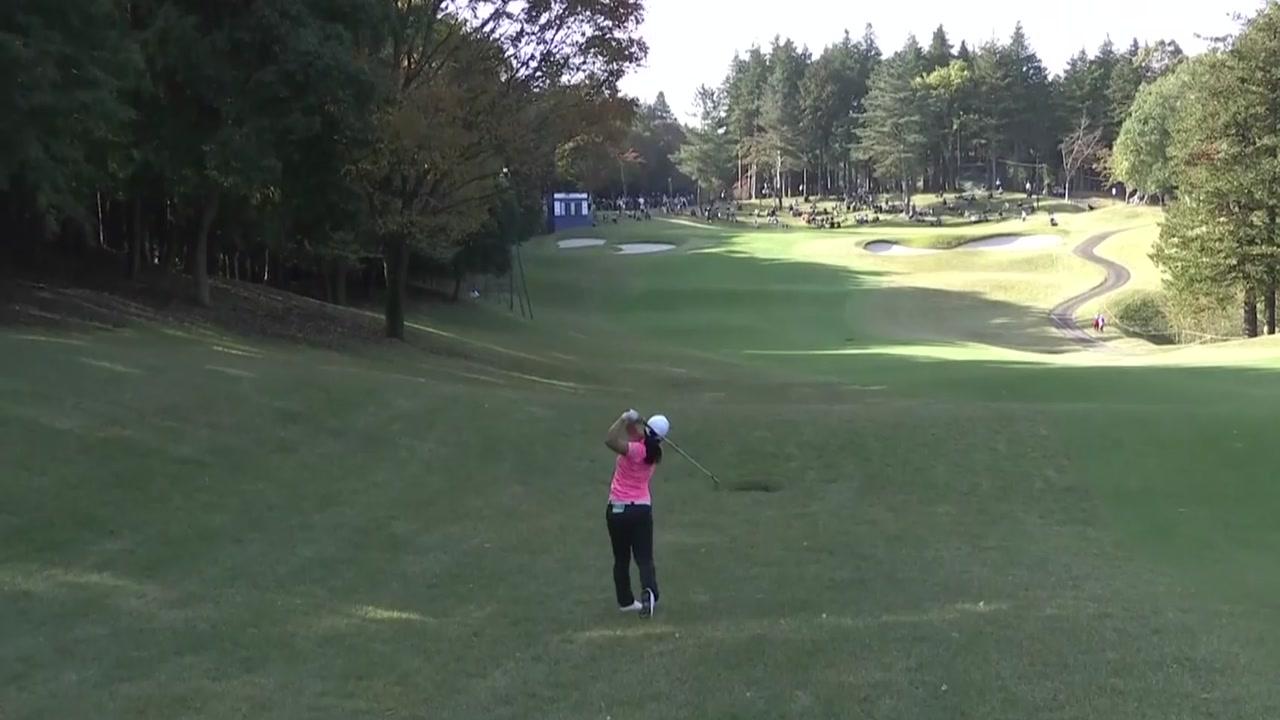 이민영·제인 박, LPGA 재팬 클래식 1R 공동 선두
