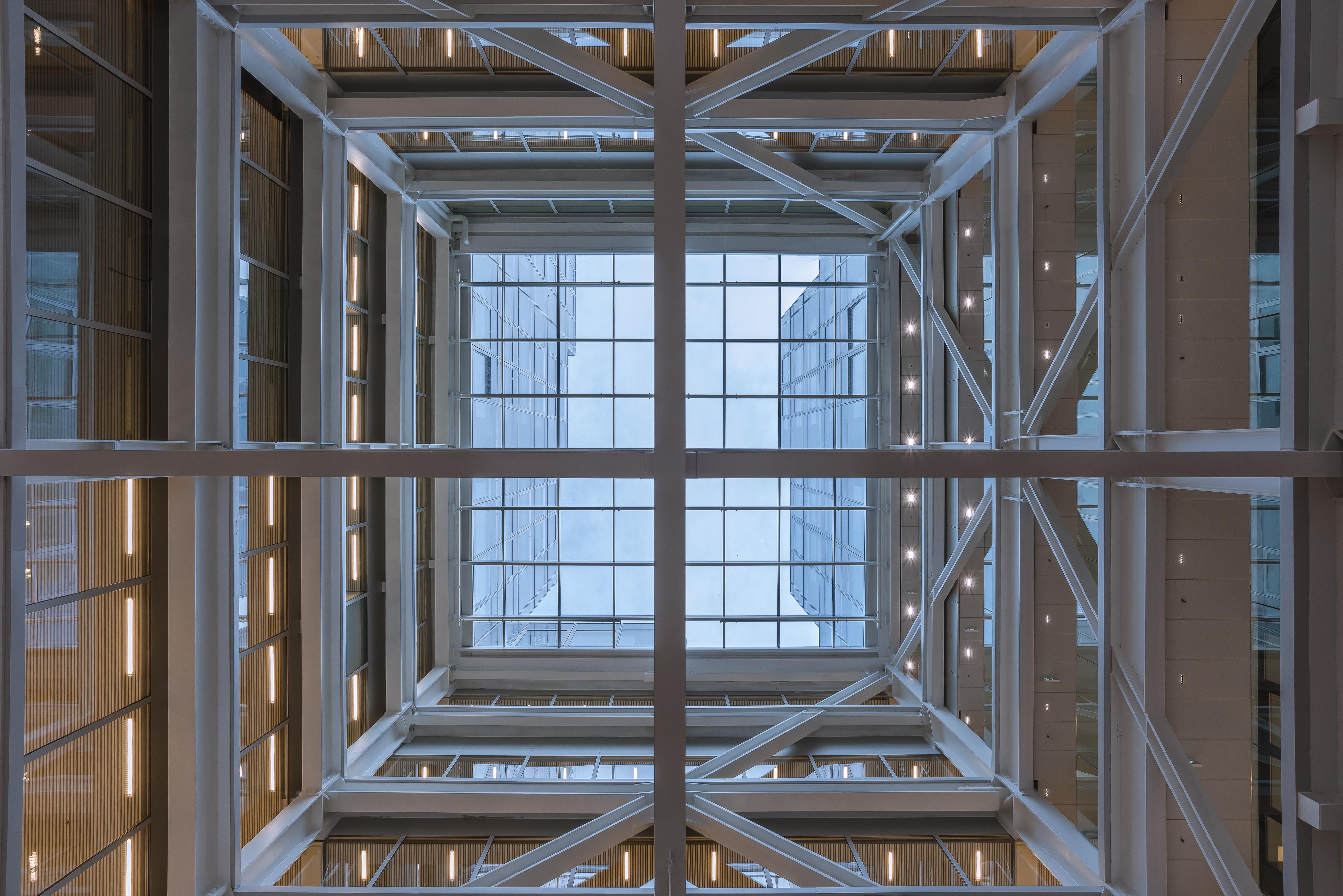 〔안정원의 디자인 칼럼〕 로테르담의 독특한 주상복합건물, 티메르하위스 공간분석 3